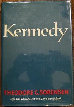 Kennedy: Theodore C. Sorensen