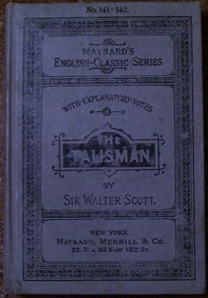 The Talisman: Sir Walter Scott