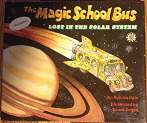 The Magic School Bus Lost in the Solar System: Joanna Cole