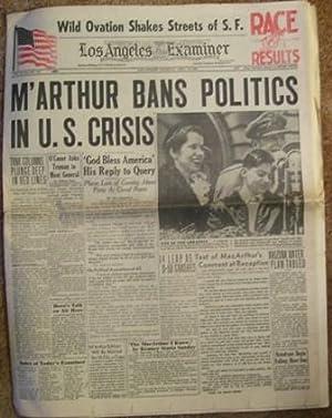 Los Angeles Examiner April 19, 1951