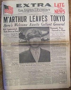 Los Angeles Examiner April 16, 1951