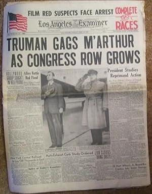 Los Angeles Examiner April 10, 1951