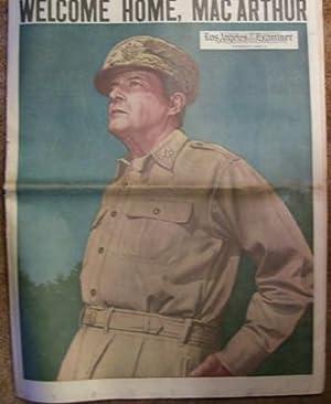 Los Angeles Examiner April 18, 1951