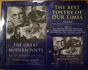 The Great Modern Poets - The Best Poetry of Our Times: Michael Schmidt
