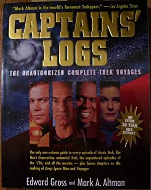 Captains' Logs - The Unauthorized Complete Trek Voyages
