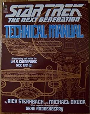 Star Trek The Next Generation Technical Manual