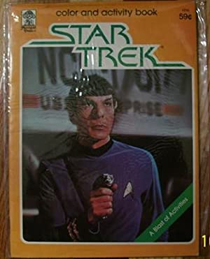 Star Trek Color and Activity Book #1310