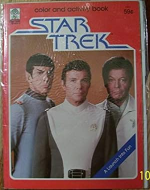 Star Trek Color and Activity Book # 1311