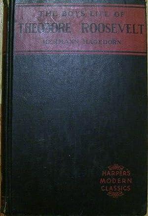 The Boys' Life of Theodore Roosevelt: Hermann Hagedorn
