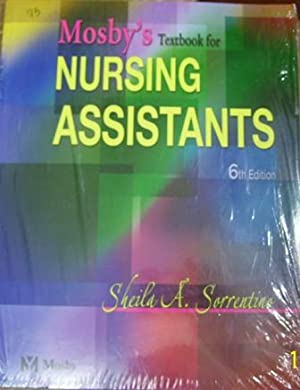 Mosby's Textbook for Nursing Assistants: Sheila A. Sorrentino