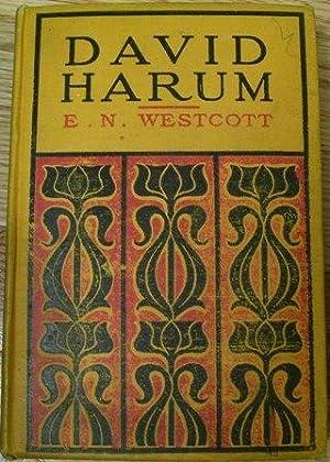 David Harum: E. N. Westcott