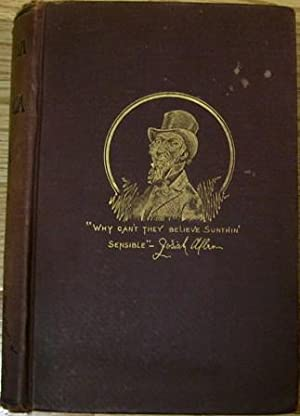 Samantha at Saratoga: Josiah Allen's Wife