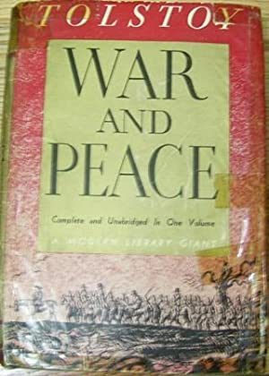 War and Peace: Leo Tolstoy