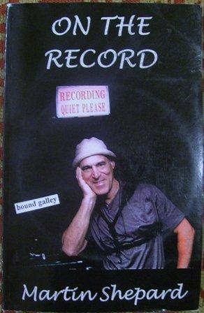On The Record: Martin Shepard