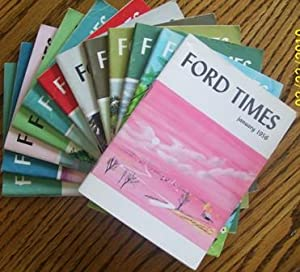 Ford Times 1956