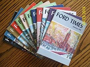 Ford Times 1960