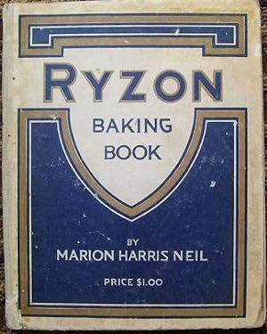 Ryzon Baking Book: Marion Harris Neil