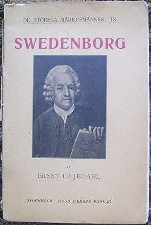 Swedenborg: Ernst Liljedahl
