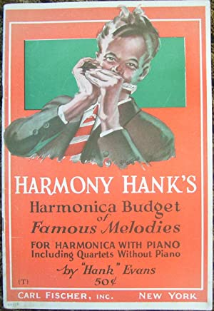 Harmonica Hank's Harmonica Budget of Famous Melodies