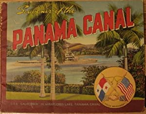 Souvenir of the Panama Canal