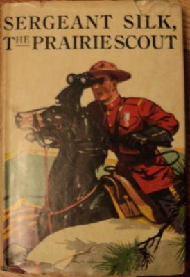 Sergeant Silk, The Prairie Scout: Robert Leighton