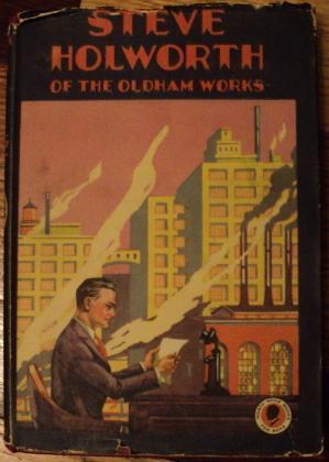 Steve Holworth of the Oldham Works: Hugh McAlister
