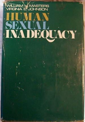 Human Sexual Inadequacy: Masters And Johnson