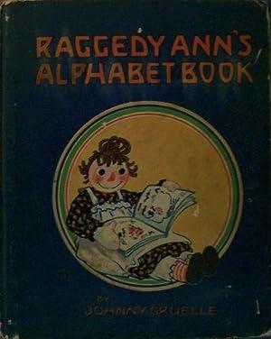Raggedy Ann's Alphabet Book: Johnny Gruelle