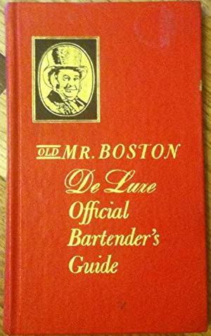 Old Mr Boston De Luxe Official Bartender's Guide