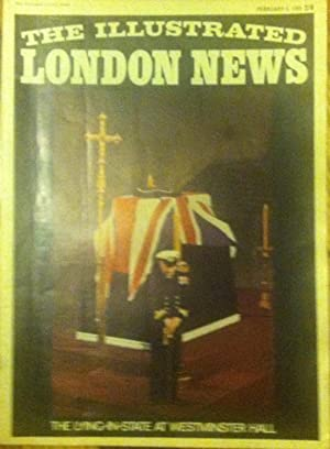 The Illustrated London News February 6, 1965: Ian Lyon
