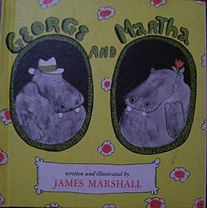 George and Martha: James Marshall