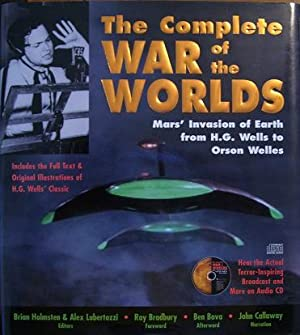 The Complete War of the Worlds: Brian Holmsten and Alex Lubertozzi