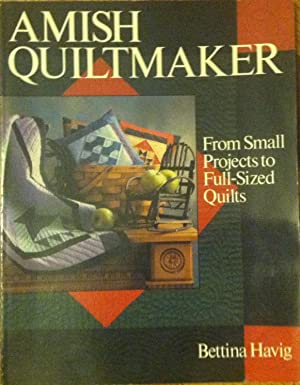 Amish Quiltmaker