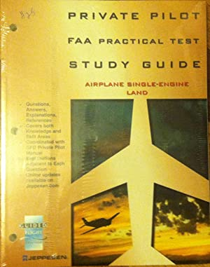 Private Pilot FAA Practical Test Study Guide Airplane Single - Engine Land