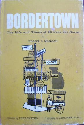 Bordertown: Frank J. Mangan