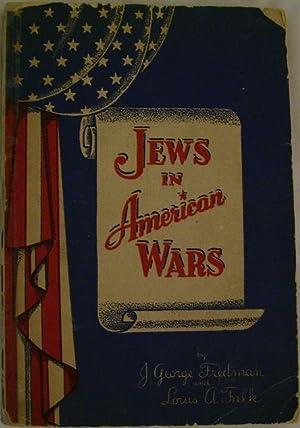 Jews in American Wars: J. George Fredman