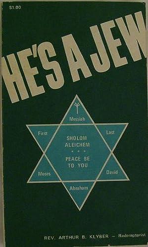 He's a Jew!: Arthur B. Klyber