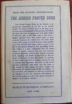 The Jewish Daily Prayer Book: Joseph H. Hertz