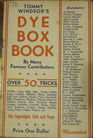 Tommy Windsor's Dye Box Book