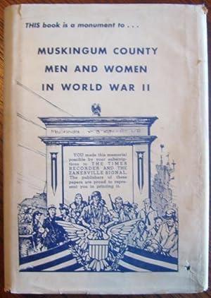 Muskingum County Men and Women in World War II: Norris F. Schneider