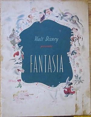 Walt Disney Presents Fantasia: Walt Disney