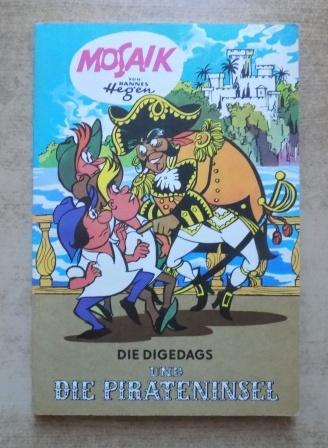 Die Digedags und die Pirateninsel (Mosaik-Comikband: Amerika-Serie 9)