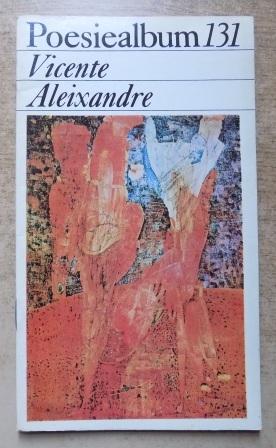 Poesiealbum 131.: Aleixandre, Vicente