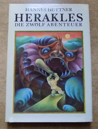 9783358004036 - Hüttner, Hannes: Herakles. Die zwölf Abenteuer (Versand nur innerhalb Deutschlands) - Buch