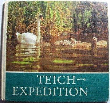 Teichexpedition - Für junge Natur- und Tierfreunde.