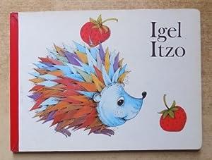 Igel Itzo - Pappbilderbuch für Kinder.: Krumbach, Walter