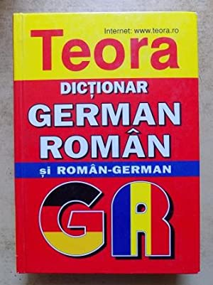 Dictionar German - Roman und Roman - German.