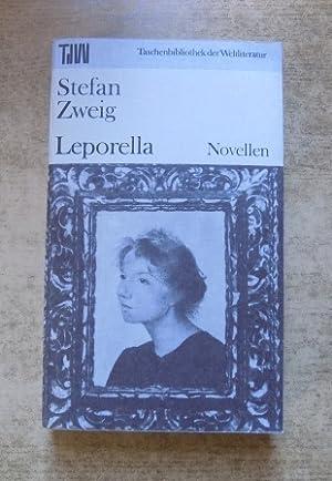 Leporella.: Zweig, Stefan
