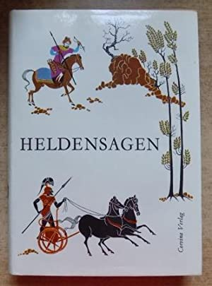 Heldensagen - Ilias, Odyssee, Mahabharata, Schah-Name, Nibelungenlied,: Roman, Jozsef