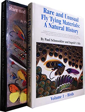 Rare and Unusual Fly Tying Materials: A: Schmookler, Paul and
